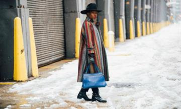 New York Fashion Week A/W 17-18: Street style